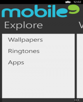 free mobile9 for windows mobile phone