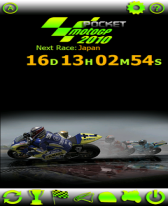 free MotoGP Pocket 2010 for windows phone