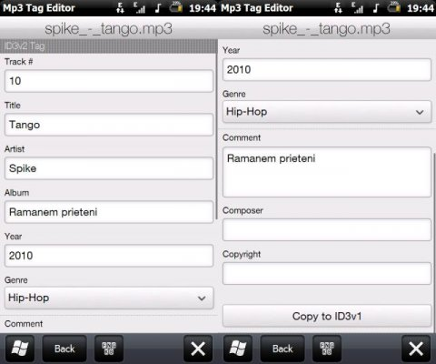 Download Mp3 Tag Editor free for Your Windows Mobile Phone .mobi Mobile  friendly download. Download Mp3 Tag Editor direct on your windows mobile  phone
