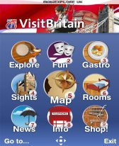 free mobiEXPLORE UK for windows mobile phone