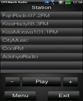 free OPENWEBRADIO for windows mobile phone