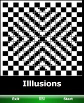 free Optical illusions for windows mobile phone