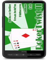 free PokerTwist II for windows mobile phone