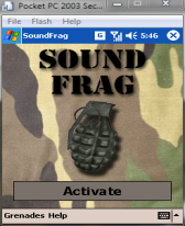 free SoundFrag for windows mobile phone