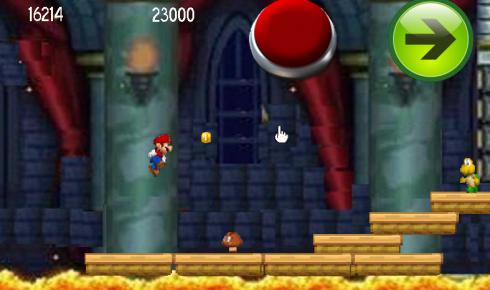 download super mario java games for mobile