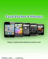 free  TechPocket4Phones App for windows mobile phone