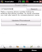 free TrueCaller for windows mobile phone