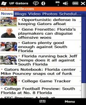 free UF Gators  for windows mobile phone
