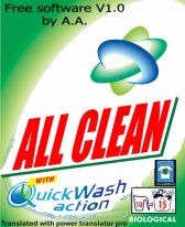 free Via Va - All Clean for windows mobile phone