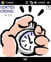 free Vortex Crono 1.5 for windows mobile phone
