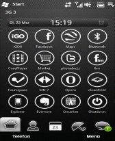 free Windows Phone 7 Series Metro Iconset for windows mobile phone