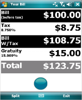 Your Bill