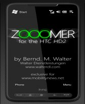 free Zooomer for HD2 for windows phone