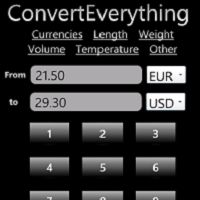 Download Convert Everything for Windows Phone 7