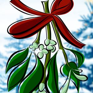Mistletoe to Go