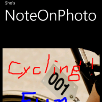 Download ShoNoteOnPhoto for Windows Phone 7