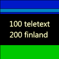 Download Teletext Finland for Windows Phone 7