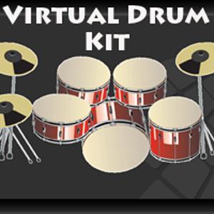 free virtual drum kit